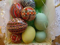 Easter Eggs - craft idea