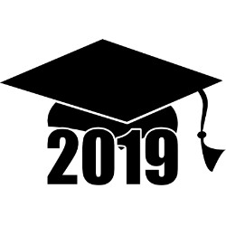 photo about Graduation Clip Art Free Printable identified as Commencement Totally free Clip Artwork through Topic Geographics