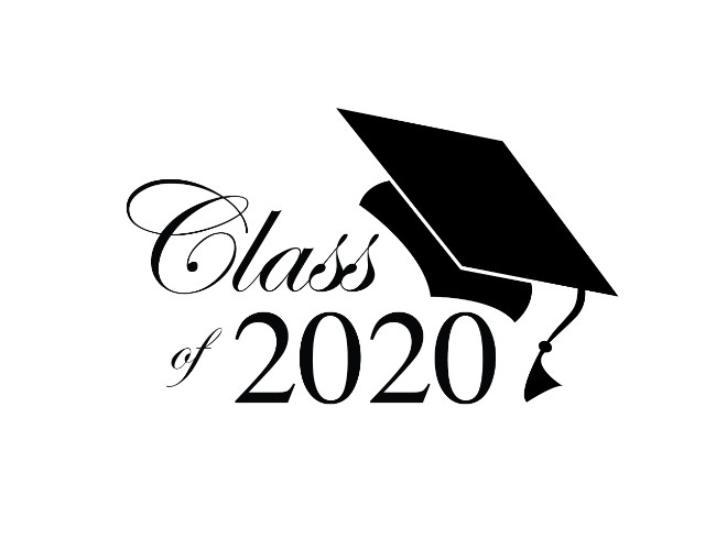 Image result for high school senior clipart 2020