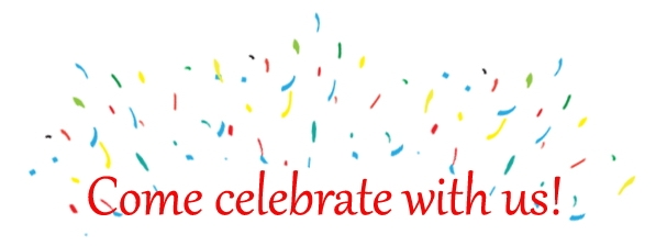 Image result for celebrate with us