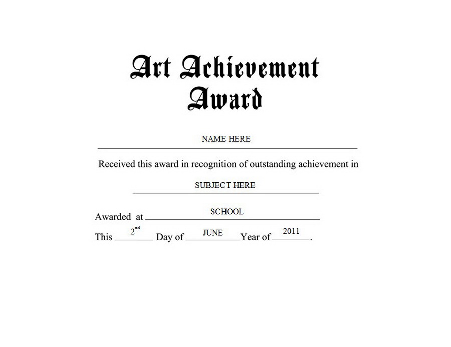art achievement award free templates clip art wording geographics