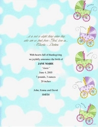 Baby Free Suggested Wording by Theme Geographics