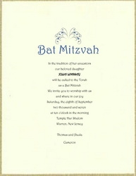 Bat mitzvah free suggested wording by theme geographics bat mitzvah invitations wording 4 stopboris Choice Image