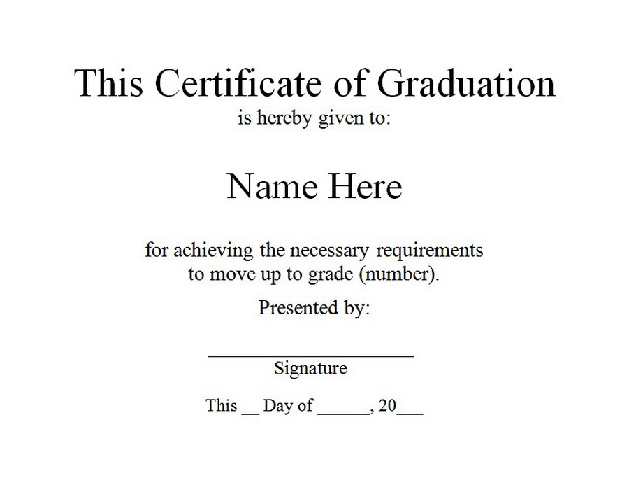 AwardsCertificates Free Templates Clip Art Wording – Graduation Certificate Wording