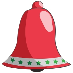Christmas Bells Images Clip Art.Christmas Bell Clip Art 2 Free Geographics Clipart For