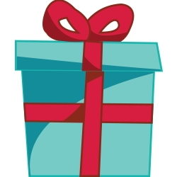 christmas presents pictures clip art