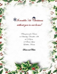 Christmas | Free Suggested Wording by Holiday | Geographics
