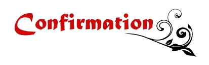 Confirmation Invitation Clip Art 1 Free | Geographics Clipart for ...