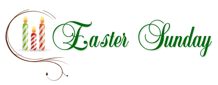 Easter Sunday Clip Art Free | Geographics Clipart for ...