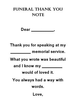 Funeral thank you notes wording free geographics word templates funeral thank you notes wording thecheapjerseys Image collections