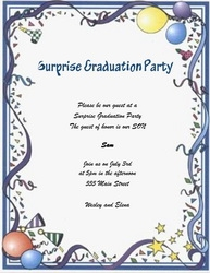 Graduation free suggested wording by theme geographics graduation party invitations wording 7 filmwisefo