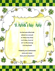 st patricks day free suggested wording by holiday geographics