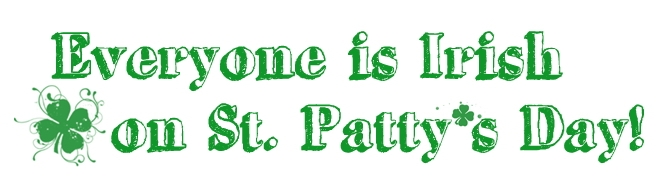 St. Patrick's Day | Free Clip Art by Holiday | Geographics