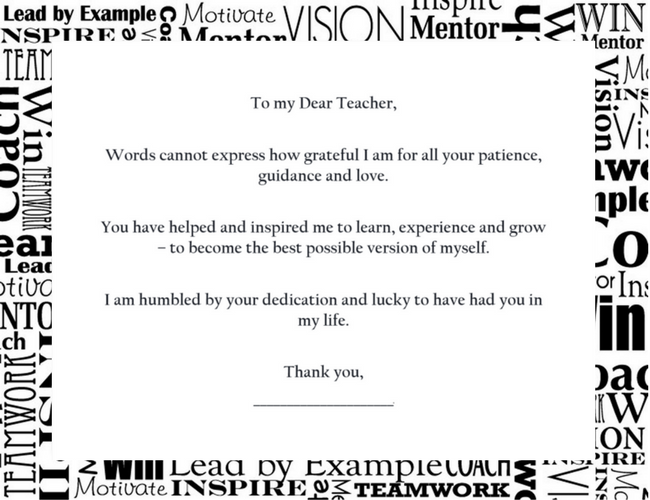 Teacher appreciation certificate template condo-financials. Com.