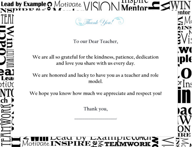 Teacher appreciation invitation templates by canva.