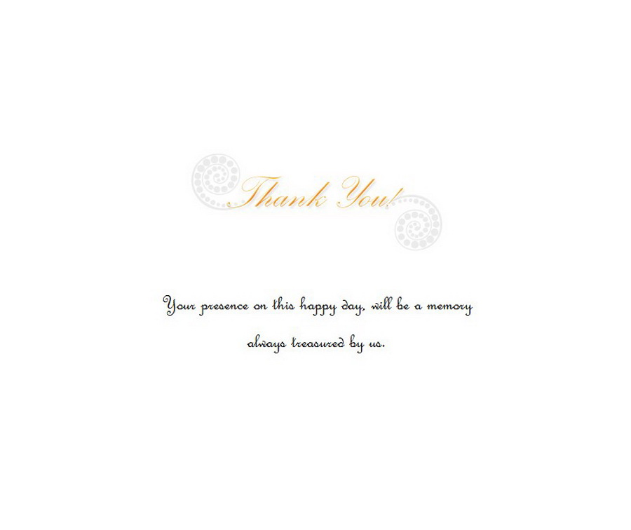 Thank You Cards 2 Wording – Thank You Word Template