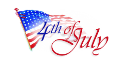 4th of july wording rh geographics com clipart 4th of july animated clipart 4th of july stars