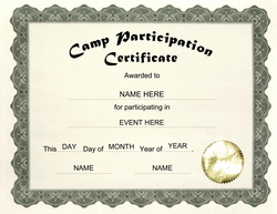 Free Templates for Middle School CERTIFICATE Templates ...