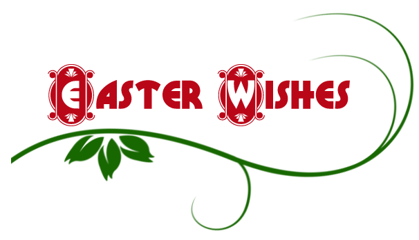 Easter wording easter wishes clip art 1 m4hsunfo