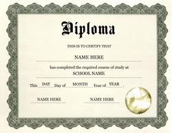 top college degree document grader