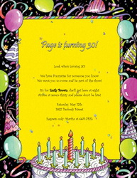 Free Laser Tag Birthday Invitations