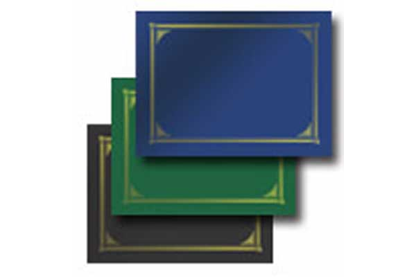 Geographics Document-Covers-Certificate Covers and Holders