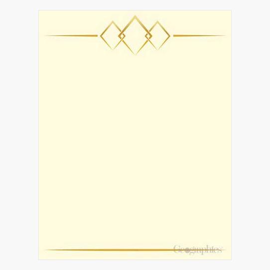 Geographics Designer Stationery